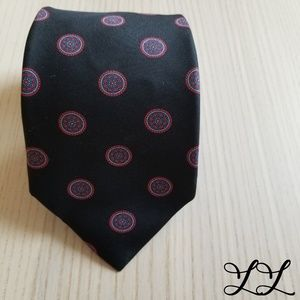 Rivetz of Boston Tie Mens Silk Harvard Cooperative
